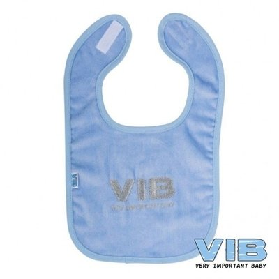 VIB Slabber Very Important Baby blauw