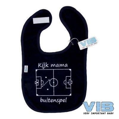VIB Slabber Kijk Mama Buitenspel Navy