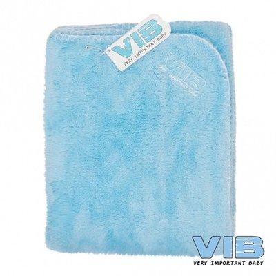 VIB dekentje (blauw)