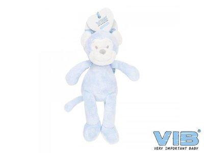 VIB Aap 35cm Blauw