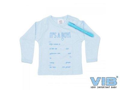 It's a Baby T-shirt: It's A Boy!