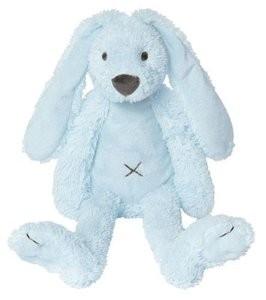 Happy Horse Richi Rabbit Blauw 38cm