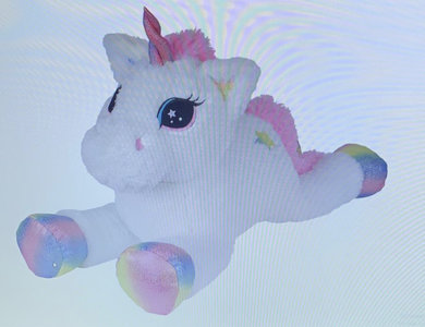 Unicorn 85cm