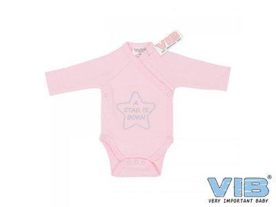 VIB Romper Star is Born (roze)