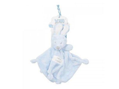 VIB Pluche Konijn Rabbit blauw